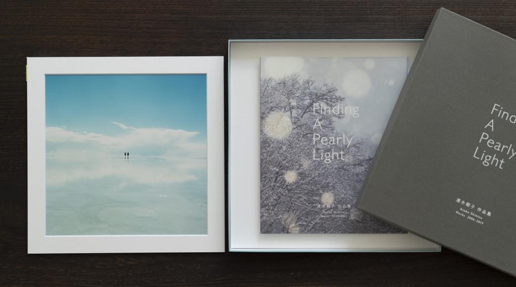スペシャルボックス サイン付き写真集+限定プリントセット ed 15